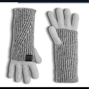 The North Face Cryos cashmere gloves NWT